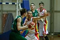 Тульские баскетболисты «Арсенала» обыграли черкесский «Эльбрус», Фото: 70