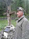 Военный историк Франц рассказывает об истории строительства русскими  военнопленными воинского кладбища., Фото: 53