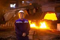 Доменный цех Тулачермета. Михаил Куприянов, Фото: 25