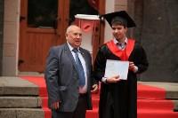 Вручение дипломов магистрам ТулГУ, Фото: 116