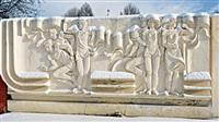 Стадион «Металлург» (ул. Кутузова, 229) радует гостей сразу при входе:  непобедимая тульская сборная!, Фото: 6