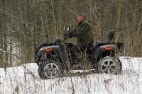 В Тульской области охотнадзор патрулирует леса на новой технике, Фото: 12