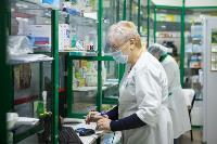В Киреевске поликлинике помогают волонтеры, Фото: 29