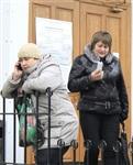 Недовольные клиенты «атаковали» офис банка «Первый Экспресс», Фото: 8