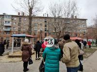 На улице Металлургов в Туле загорелась квартира , Фото: 9