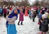 Масленица в школе №31 с артистами театра «Эрмитаж», Фото: 3