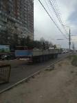 На Зеленстрое грузовик повредил провода, Фото: 3