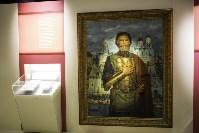 Монтаж экспозиции нового музея на Куликовом поле. Август 2016, Фото: 79