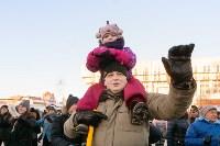 Физкультминутка на площади Ленина. 27.12.2014, Фото: 35