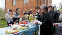 Туляки освящают пасхи и куличи, Фото: 16