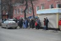 Снос аварийного дома на улице Октябрьской, Фото: 18