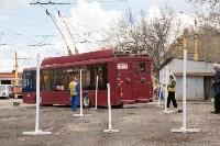Конкурс водителей троллейбусов, Фото: 98