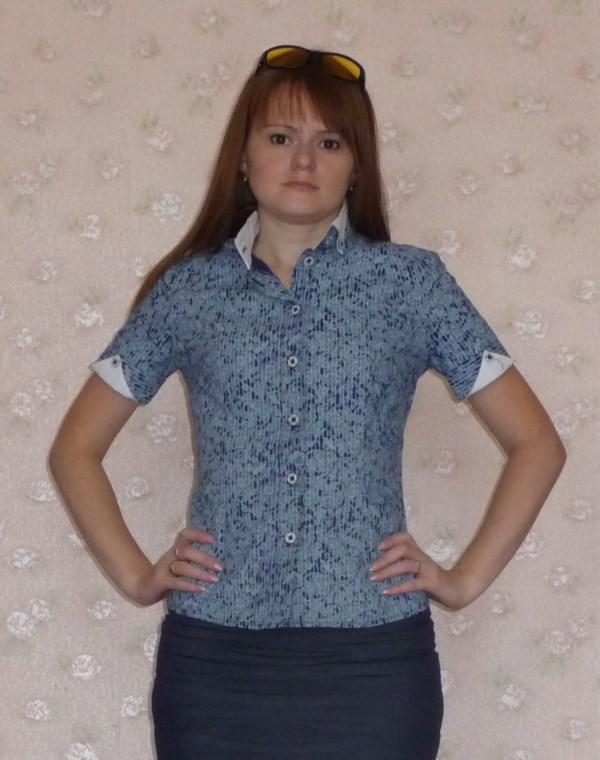 Рабочая одежда летом (правда фото из недавних и не на работе)