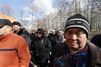 Собрание жителей в защиту Березовой рощи. 5 апреля 2014 год, Фото: 32