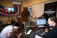 Нейромонах Феофан на Радио Рекорд, Фото: 49