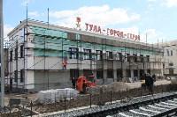 """Установка бронепоезда """"Туляк"""". 22.04.2015, Фото: 7"""