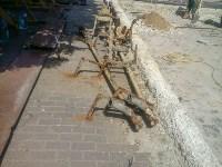 В Туле ремонтируют фонтан возле драмтеатра, Фото: 6
