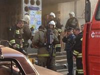 Пожар на ул. Революции. 19.04.2014, Фото: 2