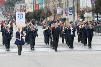 По праздничной Туле прошли духовые оркестры, Фото: 28