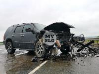 В серьезном ДТП на М-2 в Туле пострадали три человека, Фото: 27