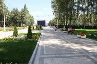 Андрианов на ледовой арене и в Пролетарском парке. 8.08.2015, Фото: 3