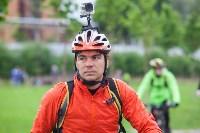 В Туле прошел большой велопарад, Фото: 120