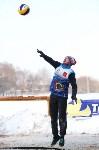 III ежегодный турнир по пляжному волейболу на снегу., Фото: 1