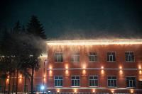 В Туле ночью бушевал буран, Фото: 49