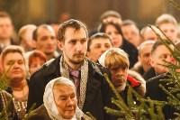 Рождественское богослужение в Успенском соборе Тулы, Фото: 7