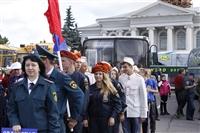"""Открытие соревнований """"Школа безопасности"""", Фото: 49"""