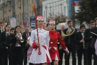 По праздничной Туле прошли духовые оркестры, Фото: 23