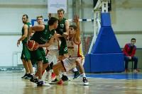 Тульские баскетболисты «Арсенала» обыграли черкесский «Эльбрус», Фото: 7