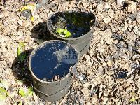 В Пролетарском районе Тулы ликвидируют разлив мазута, Фото: 17
