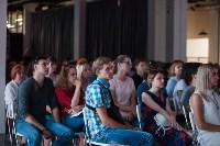 В Туле впервые прошел спектакль-читка «Девять писем» по новелле Марины Цветаевой, Фото: 29