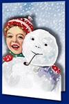 Старинные рождественские открытки, Фото: 30