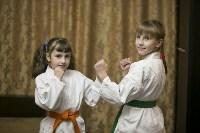 Каратистки сестры Новиковы, Фото: 1