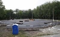 Строительство скейтпарка в Центральном парке., Фото: 13