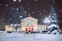 Вечерний снегопад в Туле, Фото: 4