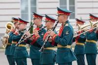 Путин в Суворовском училище, Фото: 12