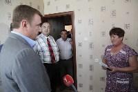 Алексей Дюмин в Кимовском районе, Фото: 9