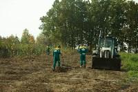Высадка деревьев на территории бывшей судаковской свалки, Фото: 3