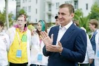 В Сочи губернатор Алексей Дюмин встретился с делегацией Тульской области, Фото: 10