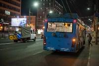 Нанесение дорожной разметки в Туле, Фото: 1