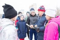 В Туле прошли массовые конькобежные соревнования «Лед надежды нашей — 2020», Фото: 16