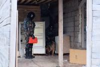 В Плеханово начали сносить дома в цыганском таборе, Фото: 81