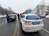 На проспекте Ленина в Туле насмерть сбили пешехода, Фото: 8