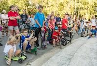 В Туле открылся первый профессиональный скейтпарк, Фото: 23