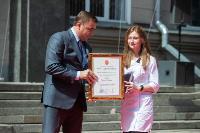 В Туле вручили дипломы выпускникам медицинского института, Фото: 41