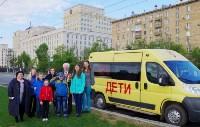 Тульская делегация побывала на генеральной репетиции парада Победы в Москве, Фото: 1