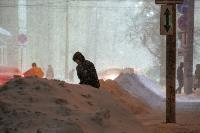 Тулу замело снегом, Фото: 40